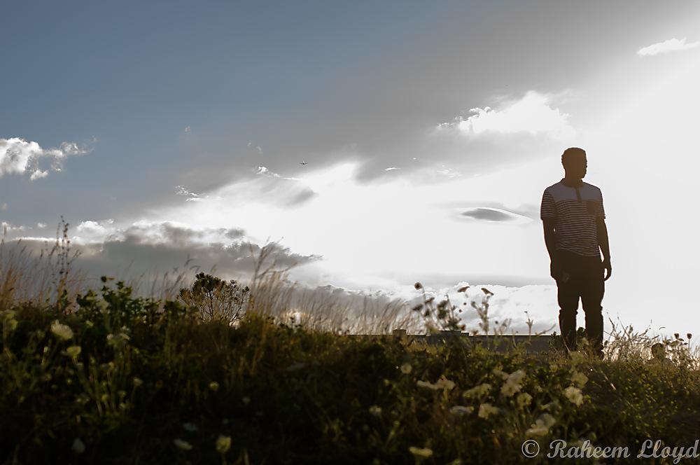 photoblog image I stand alone