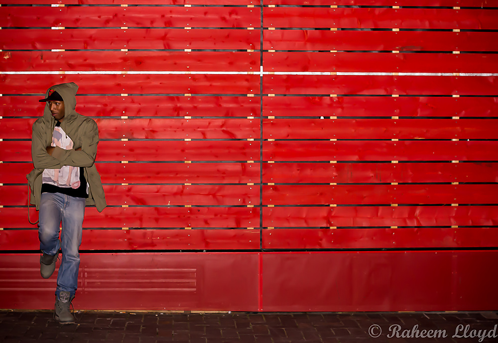 photoblog image Red