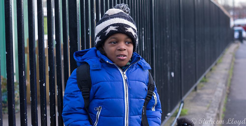 photoblog image Outside play center
